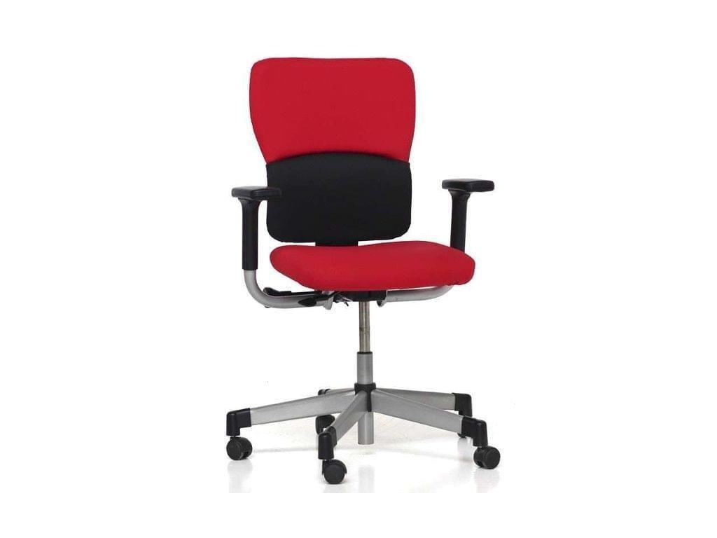Kancelářská židle, SteelCase Lets B  OCELOVÝ ROŠT!