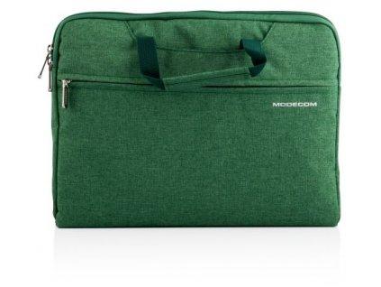 Brašna na notebook Modecom Highfill 13 zelená