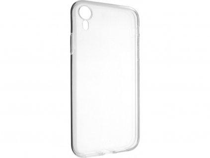 20810 ultratenke tpu gelove pouzdro fixed skin pro apple iphone xr 0 6 mm cire