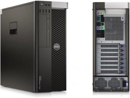 Dell Precision T3610  ČTYŘJÁDROVÝ PROCESOR!