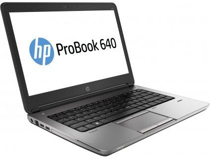 HP ProBook 640 G2  Sleva -500,- Kč za chybějící krytku pantu!
