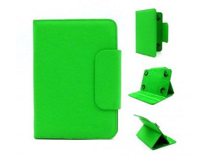 """C-tech deskové pouzdro a stojánek na tablet 7"""" - 7,85"""", zelené"""