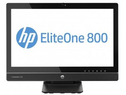 HP EliteOne 800 G1  ČTYČJÁDROVÝ PROCESOR!