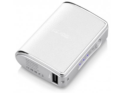 fenda f d power bank pandora m1 5200 mah bila led svetlo kozeny design i155286