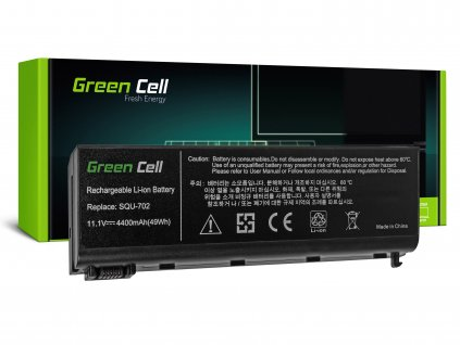 Baterie pro LG E510 Tsunami Walker 4000 / 11,1V 4400mAh