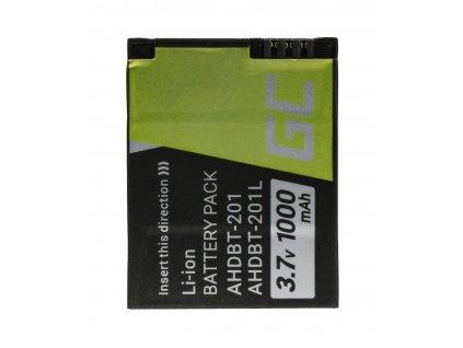 Baterie GoPro HD Hero 3 AHDBT-201 AHDBT-301
