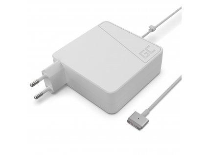 Nabíječka  AC Adapter pro Apple Macbook 85W / 18.5V 4.6A / Magsafe 2