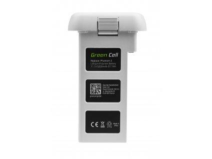 Dron baterie  pro DJI PHANTOM 2, DJI PHANTOM VISION 2 6Ah 11.1V