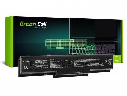 Baterie pro Medion Akoya E7218 P7624 P7812 / 14,4V 4400mAh