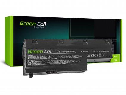 Baterie pro Medion Akoya E7211 E7212 E7214 E7216 P7611 P7612 P7614 P7618 / 14,4V 4400mAh