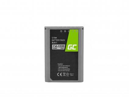 Baterie pro Olympus PEN-F, OM-D EM1, EM5, OM-D E-M5 Mark II  BLN-1/BCN-1 7.4V 1020mAh