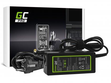 PRO Nabíječka  AC Adapter pro Acer 65W / 19V 3.42A / 5.5mm-1.7mm