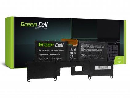 Baterie pro Sony Vaio Pro 11 / 11,1V 4120mAh
