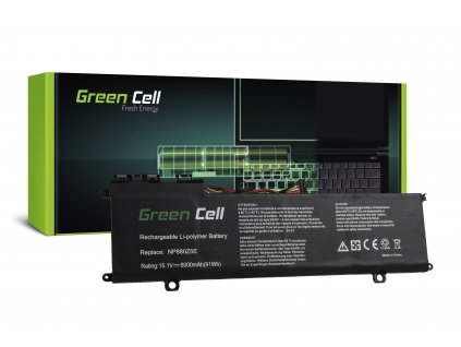 Baterie Samsung NP770Z5E NP780Z5E ATIV Book 8 NP870Z5E NP870Z5G NP880Z5E / 15,1V 6000mAh