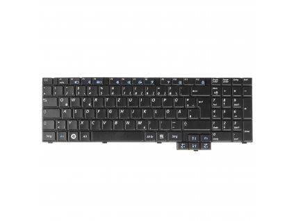 German Klávesnice pro notebook Samsung R519 R525 R530 R528 R538 R540 R610 R620 R719 RV508 RV510