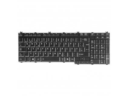 Klávesnice pro notebook Toshiba Satellite A500 A500D A505 L350 L355 L355D L500 L505 L505D L550 L555 P205 P300 P500