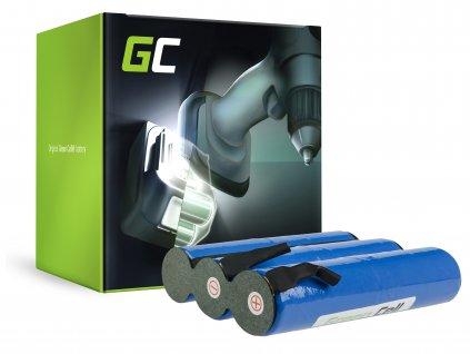 Baterie pro Gardena Accu 6 ST 6 Bosch AGS10-6 AGS 70 AHS 18