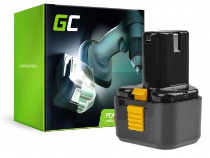 Baterie 9.6V 2Ah pro Hitachi EB9B EB926H EB930H