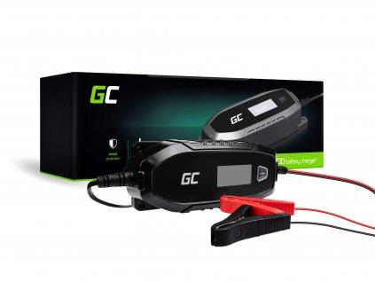 Nabíječka pro AGM baterie 6V / 12V (4A) s diagnostikou