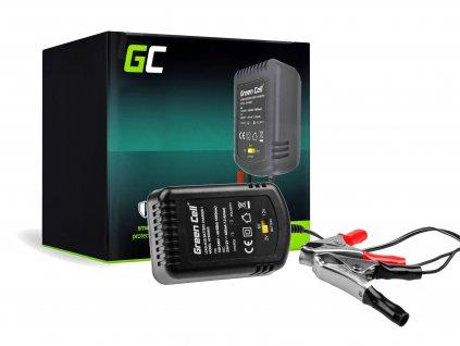 Nabíječka pro AGM baterie 2V / 6V / 12V (0.6A)