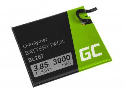 Baterie BL267 Lenovo Vibe K6
