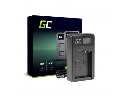 Nabíječka DE-A79B pro Panasonic FZ2000, G81, FZ1000, FZ300, G6M, GX8M, G70M, G70KA, GX8EG-K, GX8, G70