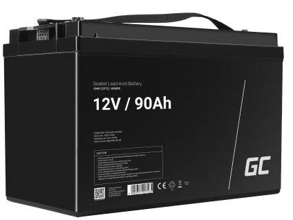 baterie AGM  12V 90Ah