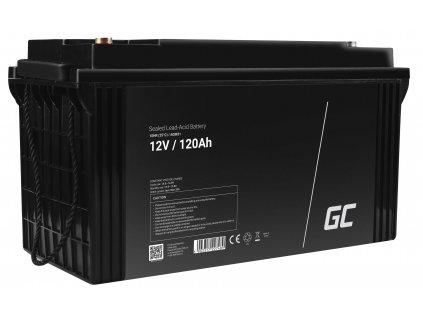 baterie AGM  12V 120Ah