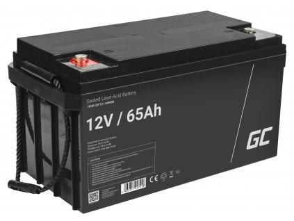 baterie AGM VRLA  12V 65Ah