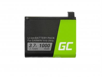 Baterie ® 361-00087-00 010-12389-15 do kamery Garmin Virb Ultra 30 3.7V 1000mAh