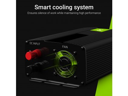 Inverter ® 24V to 230V Modified sine 1000W
