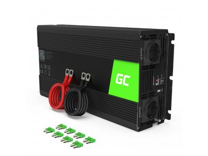 Inverter ® 12V to 230V Modified sine 1500W