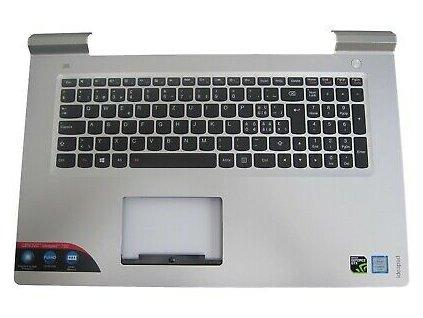 Palmrest vč. klávesnice pro notebook Lenovo IdeaPad 700-17ISK