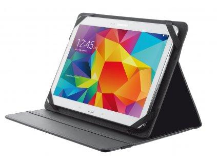 "Trust Urban deskové pouzdro a stojánek na tablet 8"", černé"