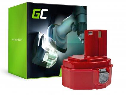 ® Baterie  (2Ah 14.4V) pro Makita 1420 1433 4033D 4332D 4333D 6228D 6337D
