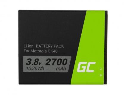 GK40 Baterie pro Motorola Moto G4 G5 E3 E4 E5