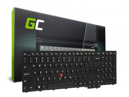 Klávesnice Lenovo ThinkPad E531 E540 E545 L540
