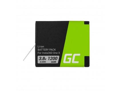 Baterie Instax INSTA360 ONE X 3.8V 1200mAh