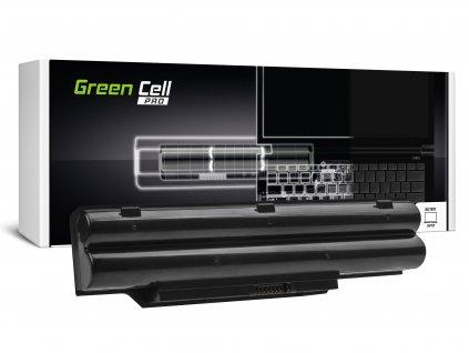 Baterie PRO FPCBP331 FMVNBP213 Fujitsu Lifebook A532 AH532