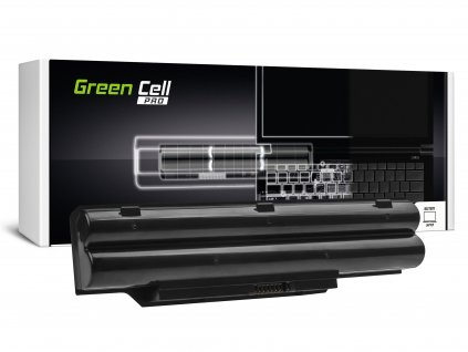 PRO Baterie FPCBP331 FMVNBP213 pro Fujitsu Lifebook A532 AH532