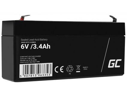 Baterie AGM VRLA  6V 3.4Ah