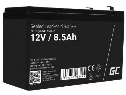 AGM Baterie 12V 8.5Ah