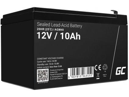 AGM Baterie 12V 10Ah