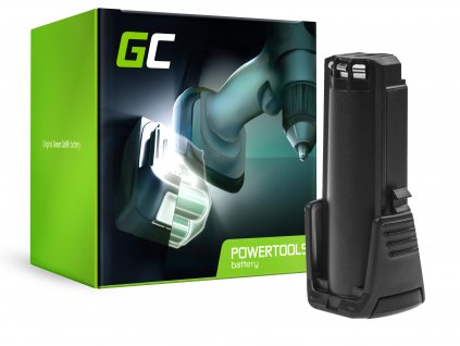 Baterie (2Ah 3.6V) 2607336241 BAT504 pro Bosch GSR GBA 3.6 PRODRIVE Mx2Drive