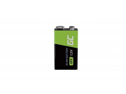 Baterie 1x 9V HF9 Ni-MH 250mAh