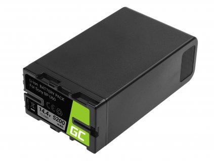 Baterie pro Sony BP-U90 BP-U60 BP-U30 5200mAh 75Wh 14.4V