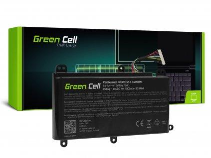 Batery  AS15B3N pro Acer Predator 15 G9-591 G9-592 G9-593 17 G9-791 G9-792 G9-793 17X GX-791 GX-792 21X