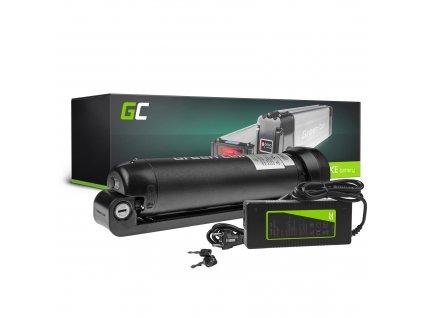 ® E-Bike Baterie 24V 7.8Ah Li-Ion Bottle a Nabíječka Electric Bicycle