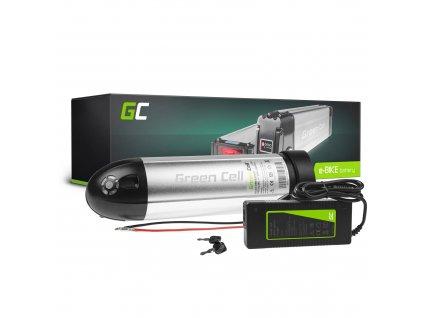 Baterie 36V 8.8Ah 317Wh pro E-Bike, elektrokola, Bottle