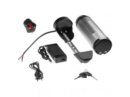 ® E-Bike Baterie 36V 8.8Ah Li-Ion Bottle a Nabíječka Electric Bicycle